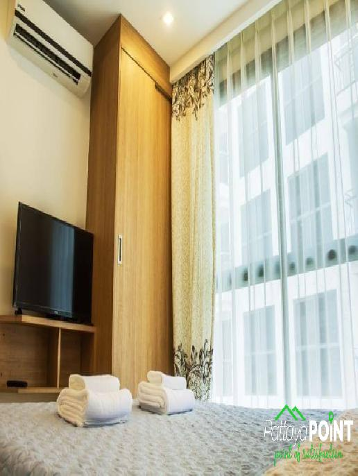 City Garden One Bedroom Pratumnak