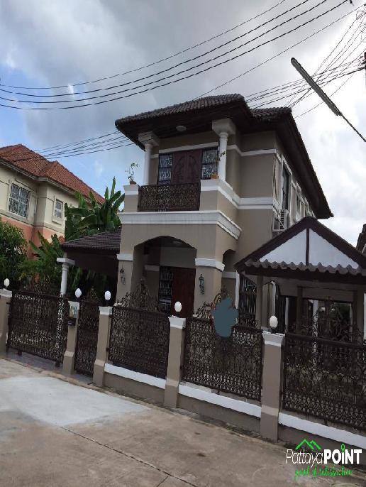 Detached 3 Bedroom Home Central Pattaya